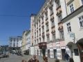 02 Balkon, odkud 1938 mluvil  A.Hitler